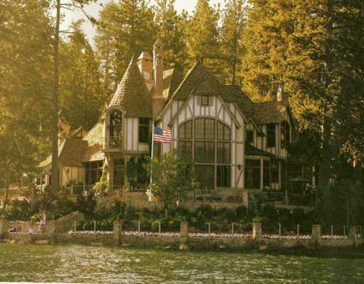 Lakefront Home in Point Hamiltair, Lake Arrowhead