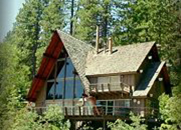 Lake Arrowhead Mountain Cabin